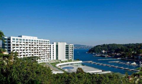 格兰德塔拉布亚酒店(The Grand Tarabya Hotel)
