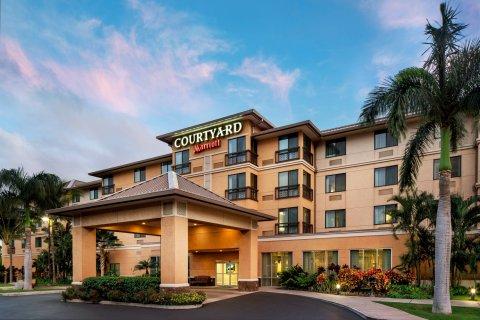 夏威夷卡胡鲁伊机场万怡酒店(Courtyard by Marriott Maui Kahului Airport)