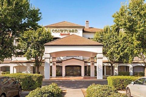 圣荷西南部/摩根山万怡酒店(Courtyard by Marriott San Jose South/Morgan Hill)