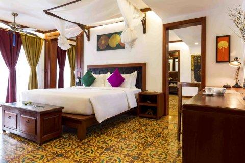 暹粒蒙特拉精品酒店(Montra Nivesha Residence)