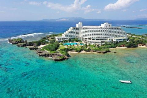 万座海滨洲际酒店(ANA InterContinental Manza Beach Resort)