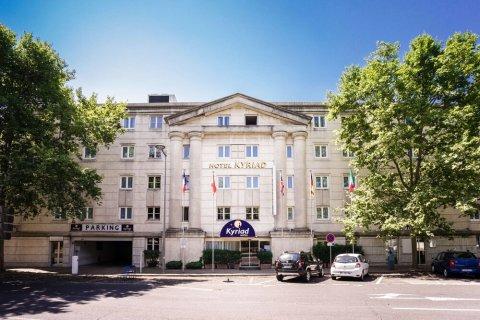 基里亚德蒙彼利埃中央安蒂格纳酒店(Kyriad Hotel Montpellier Centre Antigone)
