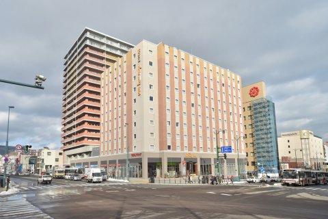 小樽豪华多米酒店(Hotel Dormy Inn Premium Otaru)