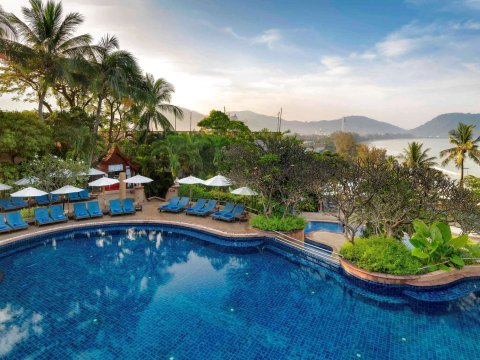 普吉岛诺富特度假村(Novotel Phuket Resort)