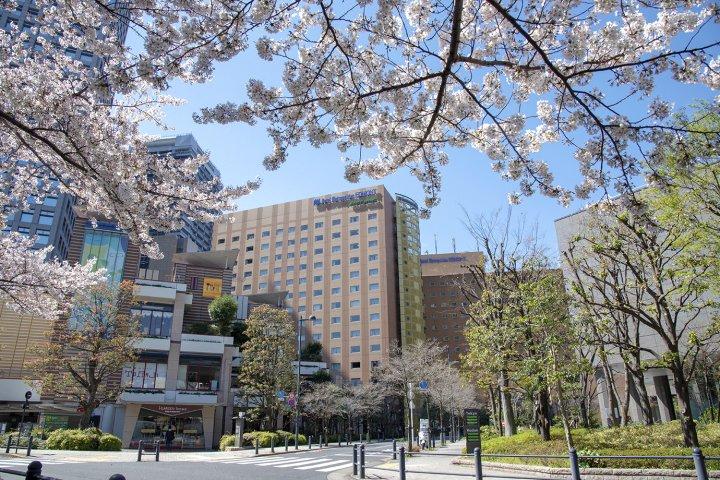 JR 东日本大都会大饭店 (东京城)(Hotel Metropolitan Edmont Tokyo)