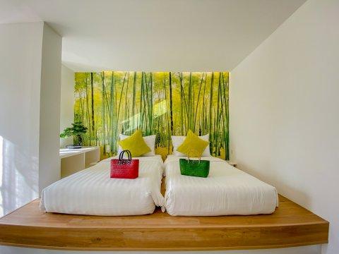 普吉岛中国屋公寓酒店(Sino House Phuket Hotel)