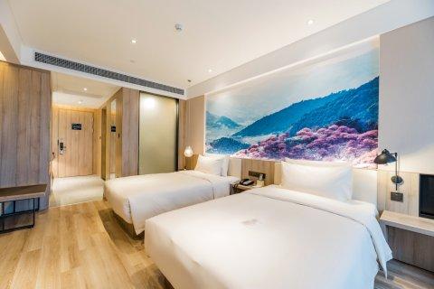 宁波国际会展中心亚朵酒店