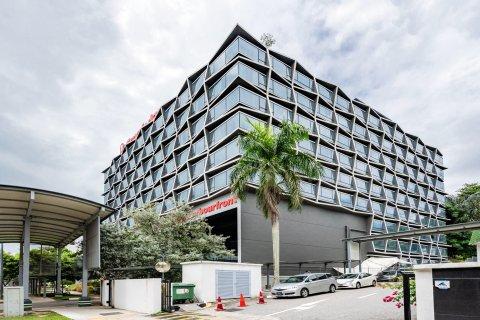 新加坡港湾彩鸿酒店 (Staycation Approved)(Travelodge Harbourfront Singapore (Staycation Approved))