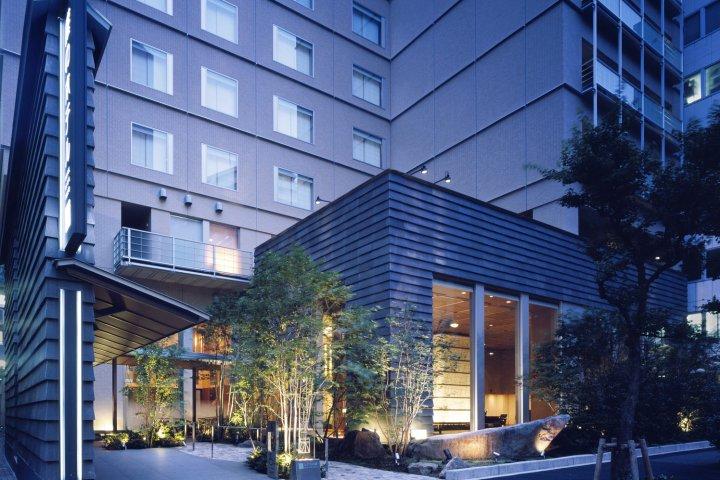 东京庭之酒店(Hotel Niwa Tokyo)
