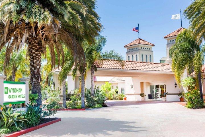 圣何塞机场温德姆花园酒店(Wyndham Garden San Jose Airport)