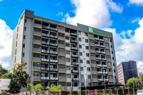 莫尔兹比港套房酒店(Holiday Inn & Suites Port Moresby, an IHG Hotel)