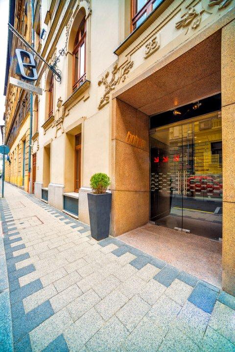 柏希姆艺术酒店(Bohem Art Hotel)