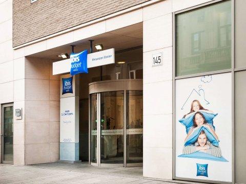 宜必思经济型酒店安特卫普中央车站店(Ibis Budget Antwerpen Centraal Station)