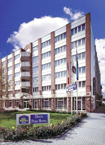 贝斯特韦斯特优质黛尔塔公园酒店(Best Western Plus Delta Park Hotel)