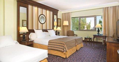 马德里巴拉哈斯机场美利亚酒店(Melia Barajas)