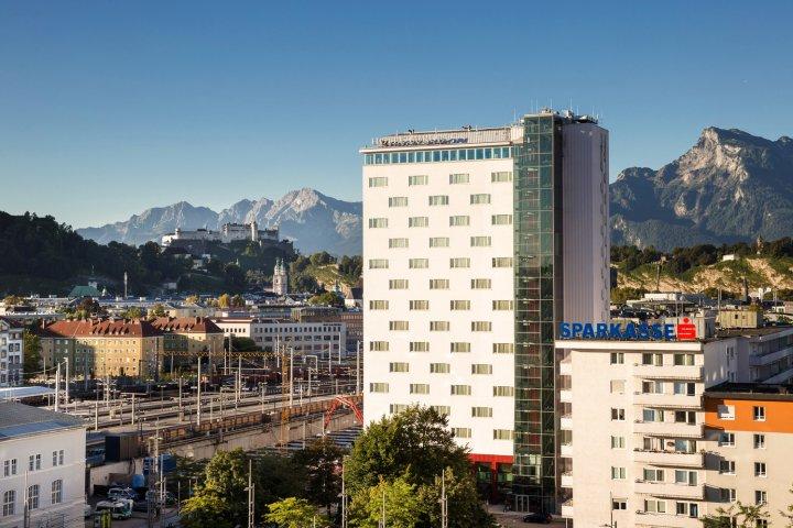 欧洲萨尔茨堡奥地利流行酒店(Austria Trend Hotel Europa Salzburg)