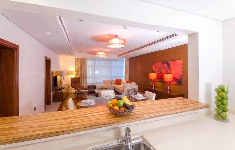 多哈辉盛阁国际公寓(Fraser Suites Doha)