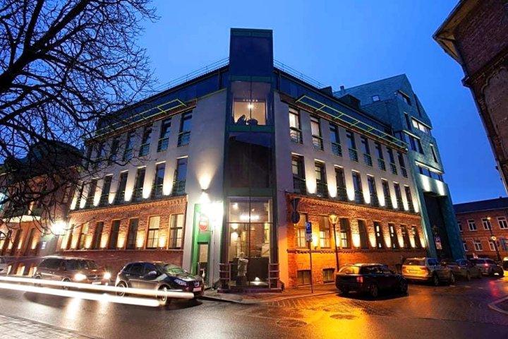 考纳斯贝斯特韦斯特桑塔克斯酒店(Best Western Santakos Hotel Kaunas)