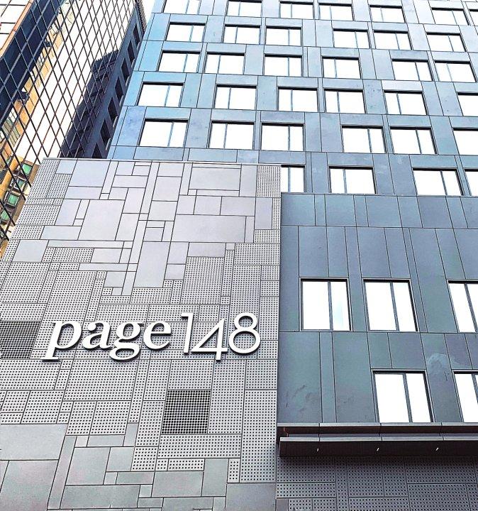 Page148精品酒店尖沙咀(Page 148 Boutique Hotel Tsim Sha Tsui)