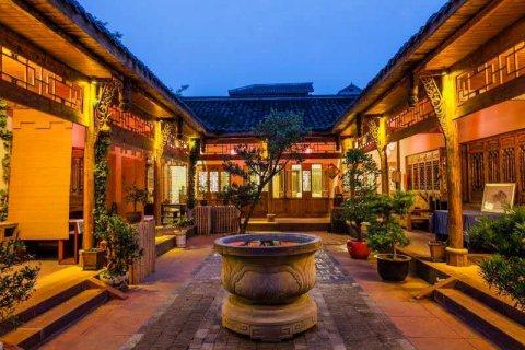 大邑锦府驿乡村酒店