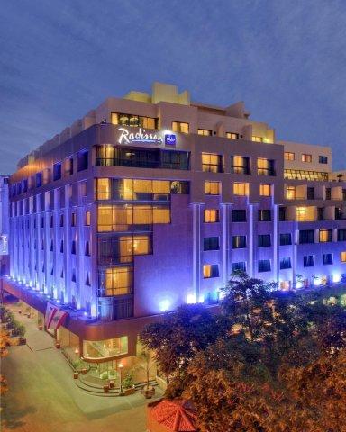贝鲁特马丁内斯丽笙蓝标酒店(Radisson Blu Martinez Beirut)