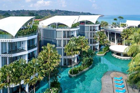 艾美金巴兰巴厘酒店(Le Meridien Bali Jimbaran)