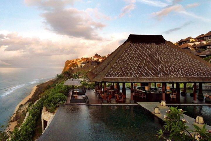 宝格丽巴厘岛度假别墅酒店(Bvlgari Resort Bali)