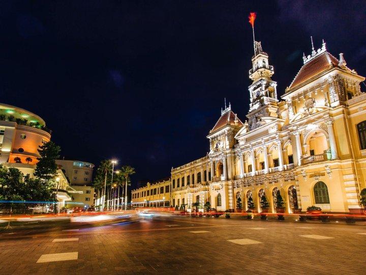 西贡洲际酒店(InterContinental Saigon)