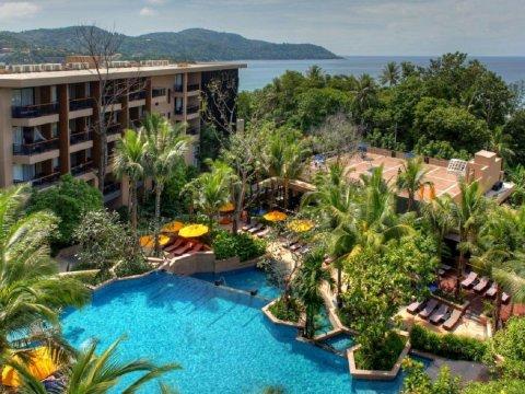 普吉岛卡塔阿维斯塔诺富特酒店度假村(Novotel Phuket Kata Avista Resort and Spa)