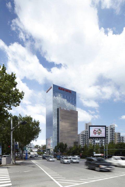 大邱伊尔迪斯丽晶酒店(Eldis Regent Hotel Daegu)