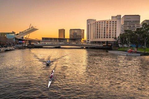 墨尔本皇冠假日酒店(Crowne Plaza Melbourne)