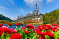 安吉五峰山枫林山墅
