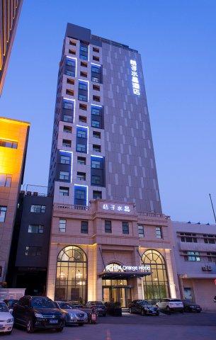 桔子水晶上海北外滩酒店