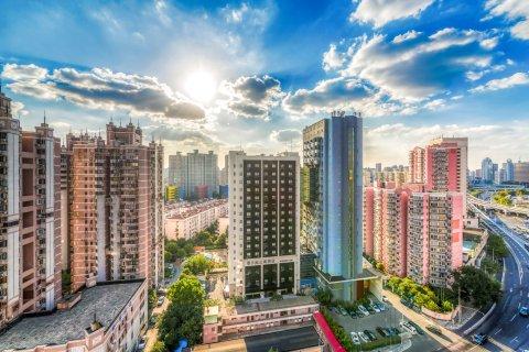 上海馨乐庭徐家汇公寓酒店