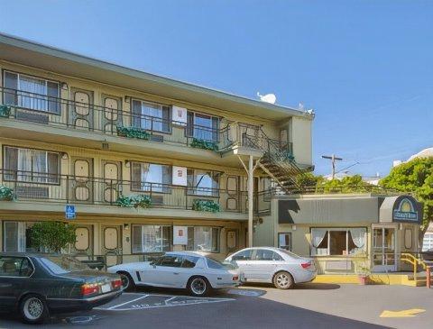 旧金山市中心市政中心温德姆戴斯酒店(Days Inn by Wyndham San Francisco Downtown/Civic Cntr Area)