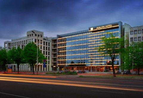 阿瓦隆会议酒店(Avalon Hotel & Conferences)