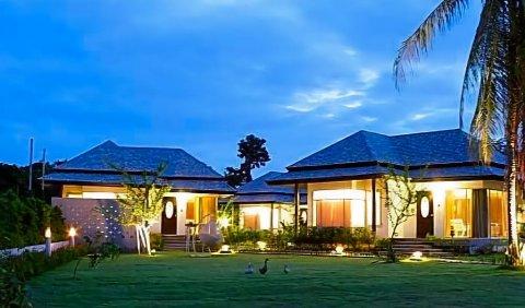 普然尼奥度假酒店(Perennial Resort)