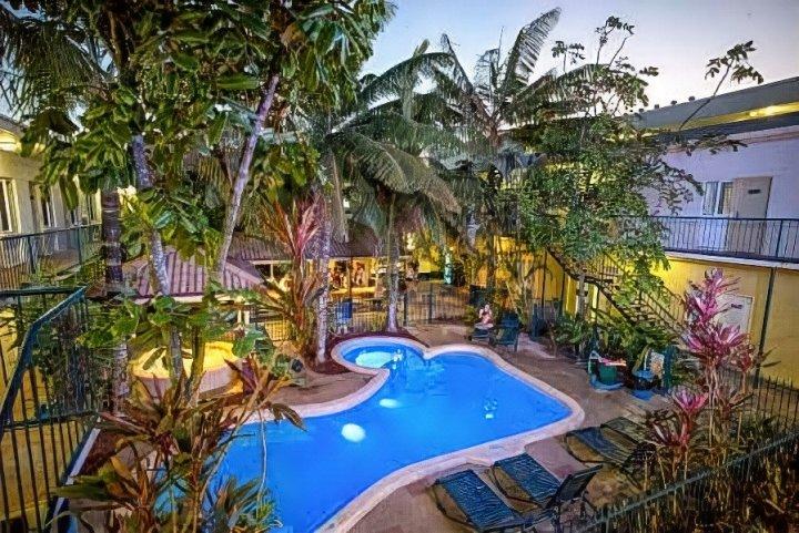 凯文斯中央青年旅舍(Cairns Central YHA)