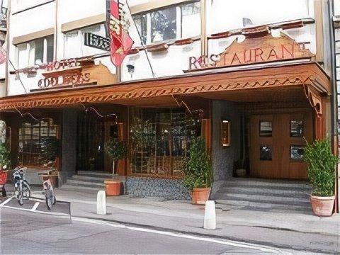 日内瓦雪绒花马诺特酒店(Hotel Edelweiss Manotel Geneva)