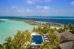 维拉蔓豪岛度假酒店(Vilamendhoo Island Resort & Spa)