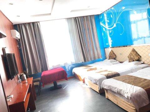 桦川米兰时尚宾馆