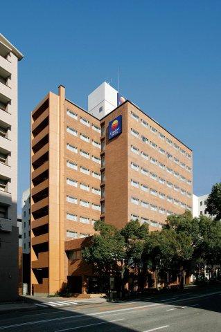 长崎舒适酒店(Comfort Hotel Nagasaki)