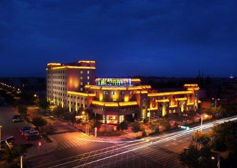 瓜州融金洲海大酒店