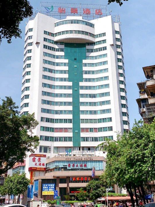 梧州怡景酒店