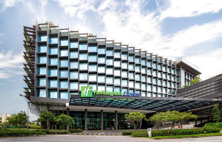 新加坡克拉码头智选假日酒店(SG Clean)(Holiday Inn Express Singapore Clarke Quay (SG Clean))