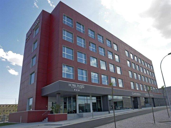 费里亚广场赛克特尔酒店(Sercotel Plaza Feria)