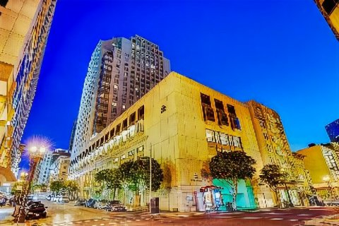 旧金山日航酒店(Hotel Nikko San Francisco)