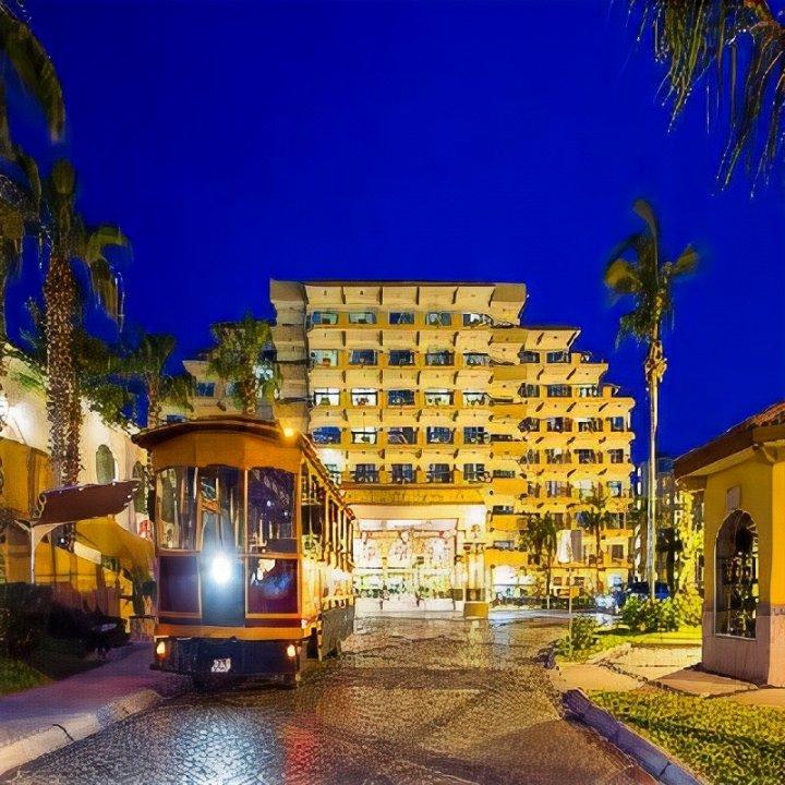 卡波圣卢卡斯帕尔马别墅海滩度假村(Villa del Palmar Beach Resort Cabo San Lucas)