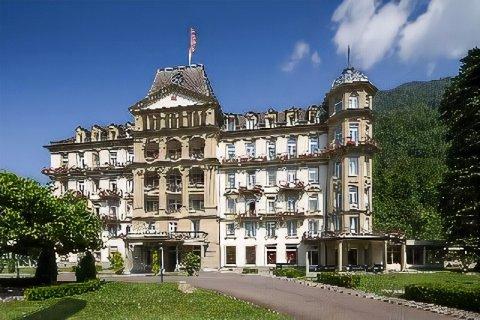 因特拉肯贝乌里瓦奇林德纳大酒店(Lindner Grand Hotel Beau Rivage Interlaken)
