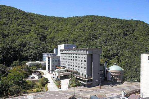登别格兰酒店(Noboribetsu Grand Hotel)